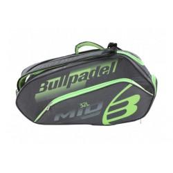 www.boxsports.es PALETERO BULLPADEL BPP 20007 MID CAPACITY NEGRO