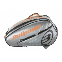 www.boxsports.es PALETERO BULLPADEL BPP 20005 BIG CAPACITY PLATA